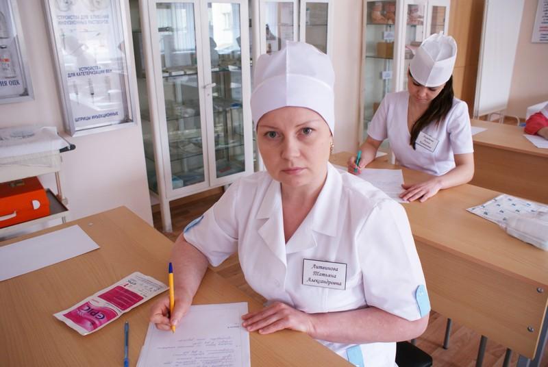 Конкурс операционных сестер